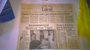 A news report about the Niles Congregational Church centennial.