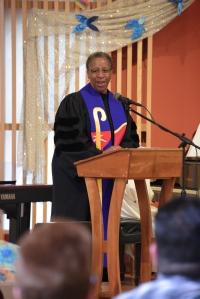 the Rev. Dr. LaTaunya Bynum, Christian Church of Northern California-Nevada Regional Minister