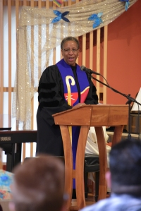 the Rev. Dr. LaTaunya Bynum, Christian Church of Northern California-Nevada Regional Minister