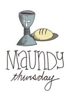 Holy-week 3 Maundy Thursday